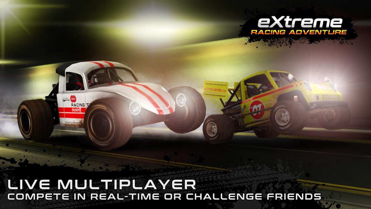 Extreme Racing Adventure MOD APK