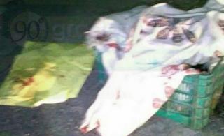 Arrojan cuerpo descuartizado con narco-mensaje en Paracuaro Michoacan