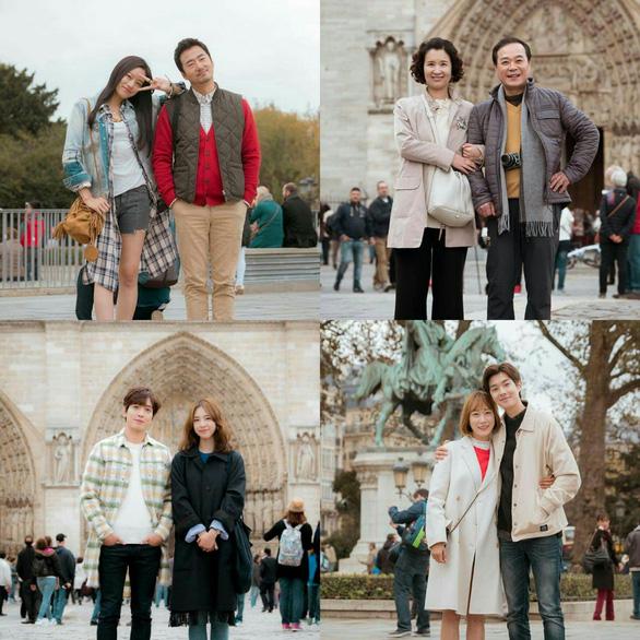 Xem phim chuyến đi để đời Hàn Quốc