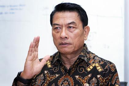Soal Uighur, Moeldoko: Indonesia Pegang Prinsip Tidak Campuri Urusan Negara Lain