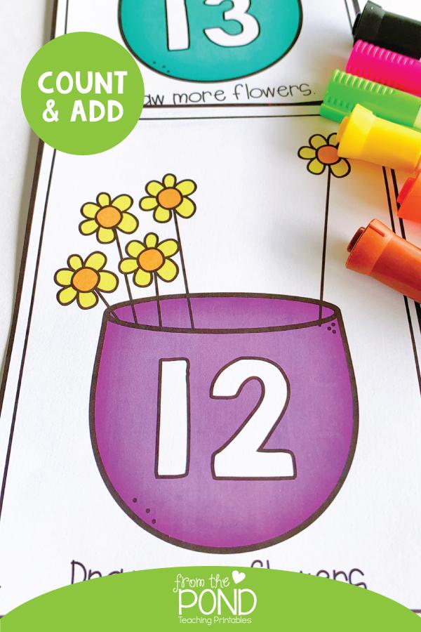 Math Activities Kindergarten