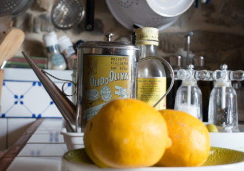 Lemon Juice and Olive oil For Kidney Stones