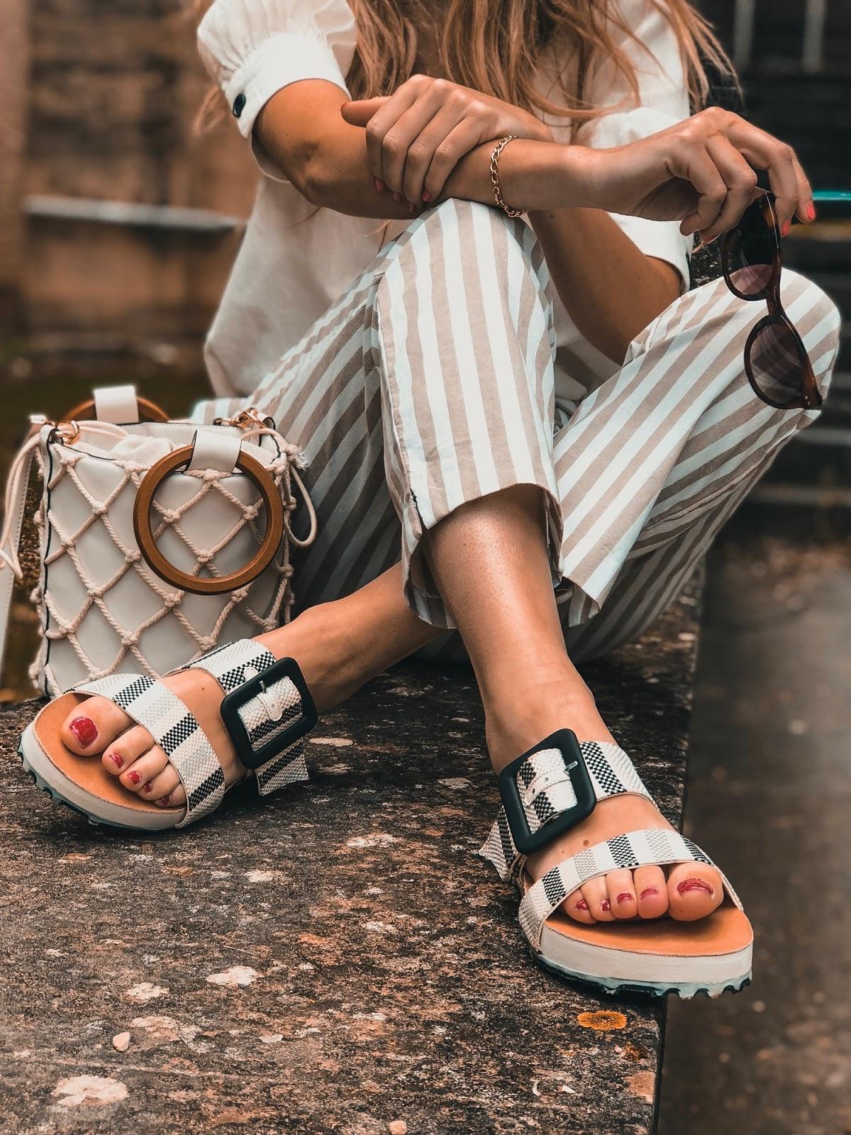 que calzado llevar con pantalones de lino