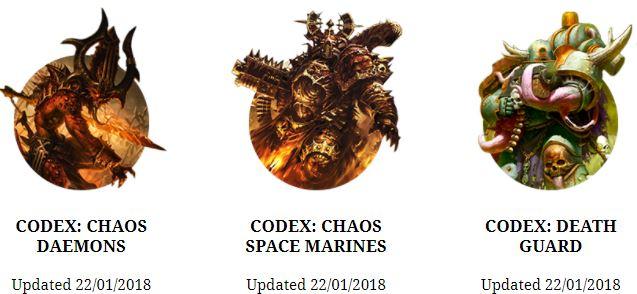 BREAKING: New 40K Chaos Daemons FAQ! - Bell of Lost Souls