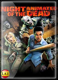 La Nueva Noche de los Muertos Vivientes (2021) DVDRIP LATINO