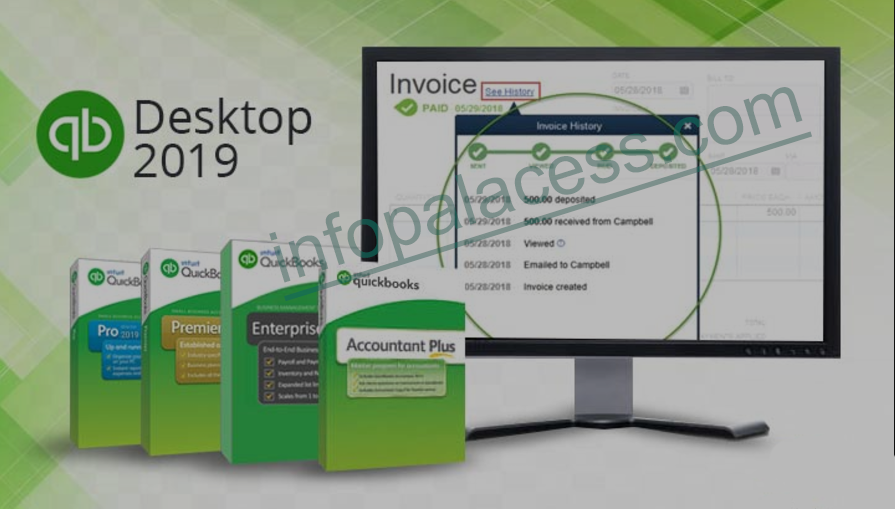 Download Quickbooks Enterprise 2019 Latest Fully Activated