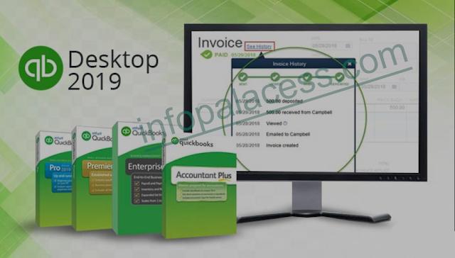 Download Quickbooks Enterprise 2019 Latest Fully Activated Version for Desktop