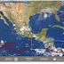 Siguen las fuertes tormentas por ondas tropicales 8 y 9