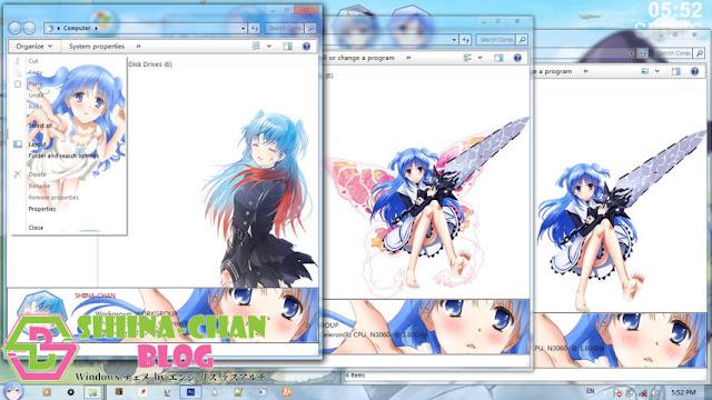 SukaSuka Theme Win 7 by Enji Riz Lazuardi