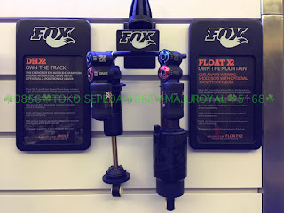 Spesifikasi Fork Rear Shock Seatpost FOX 2017 12