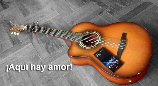 Aplicaciones para afinar guitarra