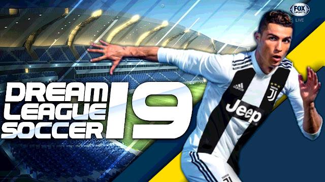 تحميل لعبة Dream League Soccer 2019 مهكرة للأندرويد من ميديا فاير
