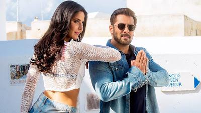 Katrina Kaif & Salman Khan HD Image in Swag Se Swagat