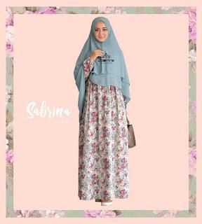 Gamis Jasmine Sabrina Dress 23