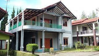 Villa Istana Bunga Blok i5 Lembang