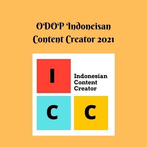 indonesian content creator
