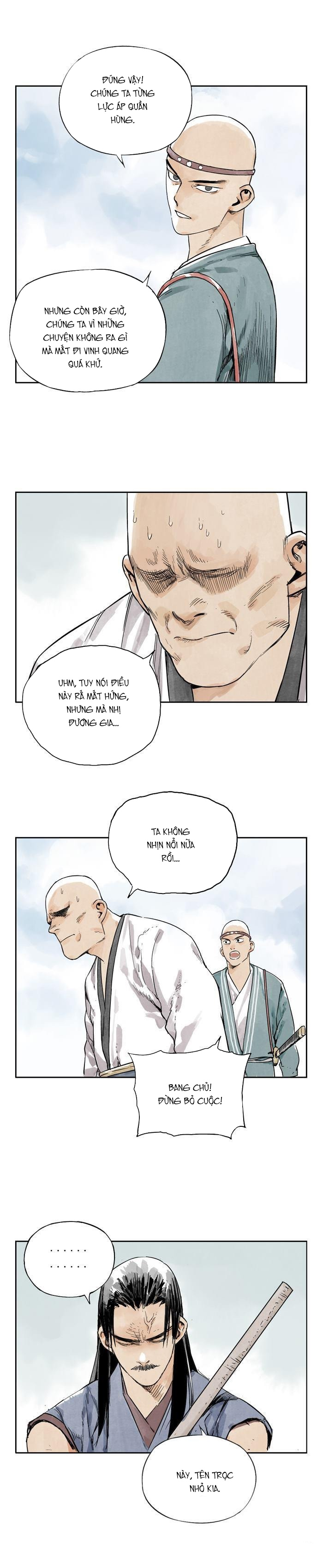 Tuyệt Đỉnh trang 5