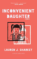 Cover of Inconvenient Daughter by Lauren Sharkey