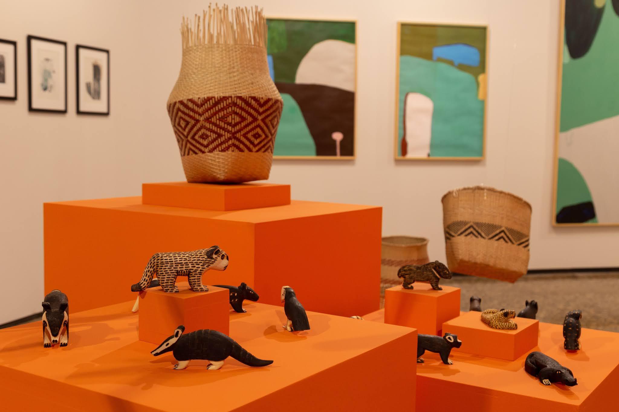 Sesc Santos realiza 'Exposição PORTOS' com obras de 61 artistas da Baixada Santista