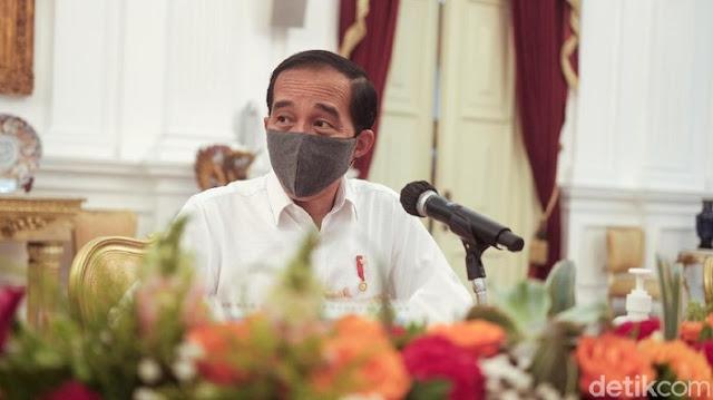Jokowi ke Teten: Jangan Nunggu Koperasi Tutup Baru Dibantu