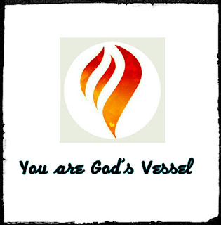You are God's Vessel