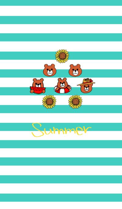 Bear's and summer