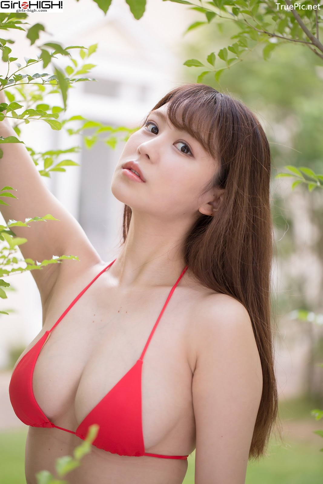 Image Japanese Gravure Idol - Kasumi Yoshinaga - Girlz High Album - TruePic.net - Picture-8