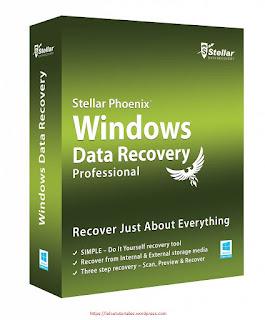 Stellar Phoenix Windows Data Recovery Pro v6.0.0.1 + Keygen [MEGA]
