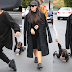 Kim Kardashian addresses divorce rumours and the photo of North when she fell on the street