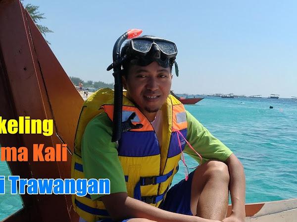 Snorkeling di Gili Trawangan: Tak Sengaja Lakukan 2 Dosa Besar Traveler