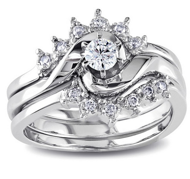 Cheap Wedding Ring Sets For Her