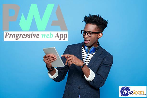 Progressive web App , WEBGRAM, agence informatique basée à Dakar-Sénégal, leader en Afrique, ingénierie logicielle, développement de logiciels, systèmes informatiques, systèmes d'informations, développement d'applications web et mobile