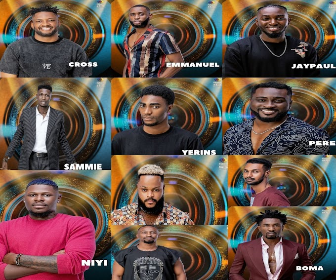 #BBNaija 2021: Meet the Male Housemates of BBNaija Season 6, 'ShineYaEye' Edition