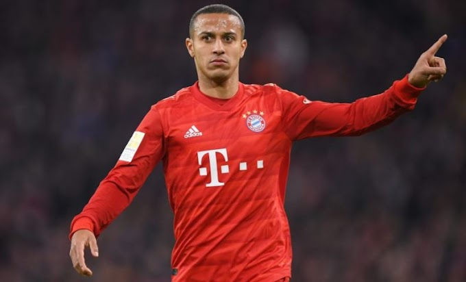 TRANSFER LATEST!! Arsenal To Hijack Liverpool's Bid For Thiago Alcantara