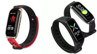 Oppo Band Fashion EVA edition with Up to 14 Days Battery Life, SpO2 Sensor Launched