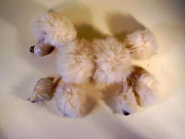 Pelham Puppet Poodle without Strings
