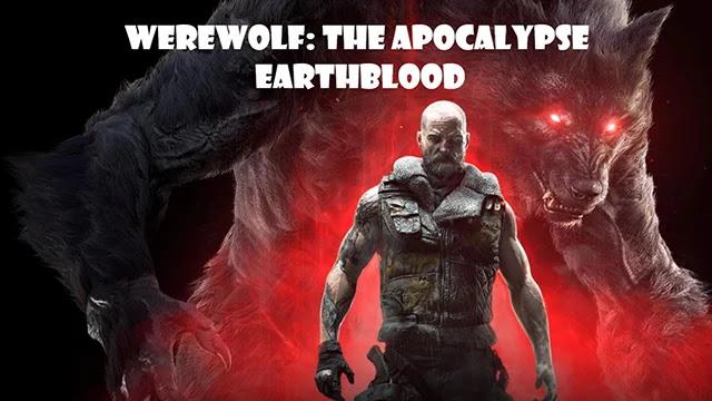 Révision du jeu de Werewolf: The Apocalypse – Earthblood.