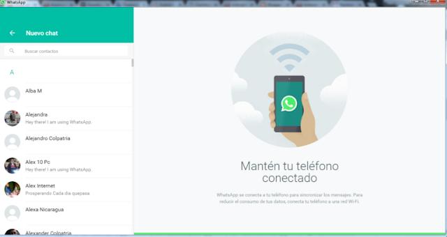 WhatsApp For Windows PC -