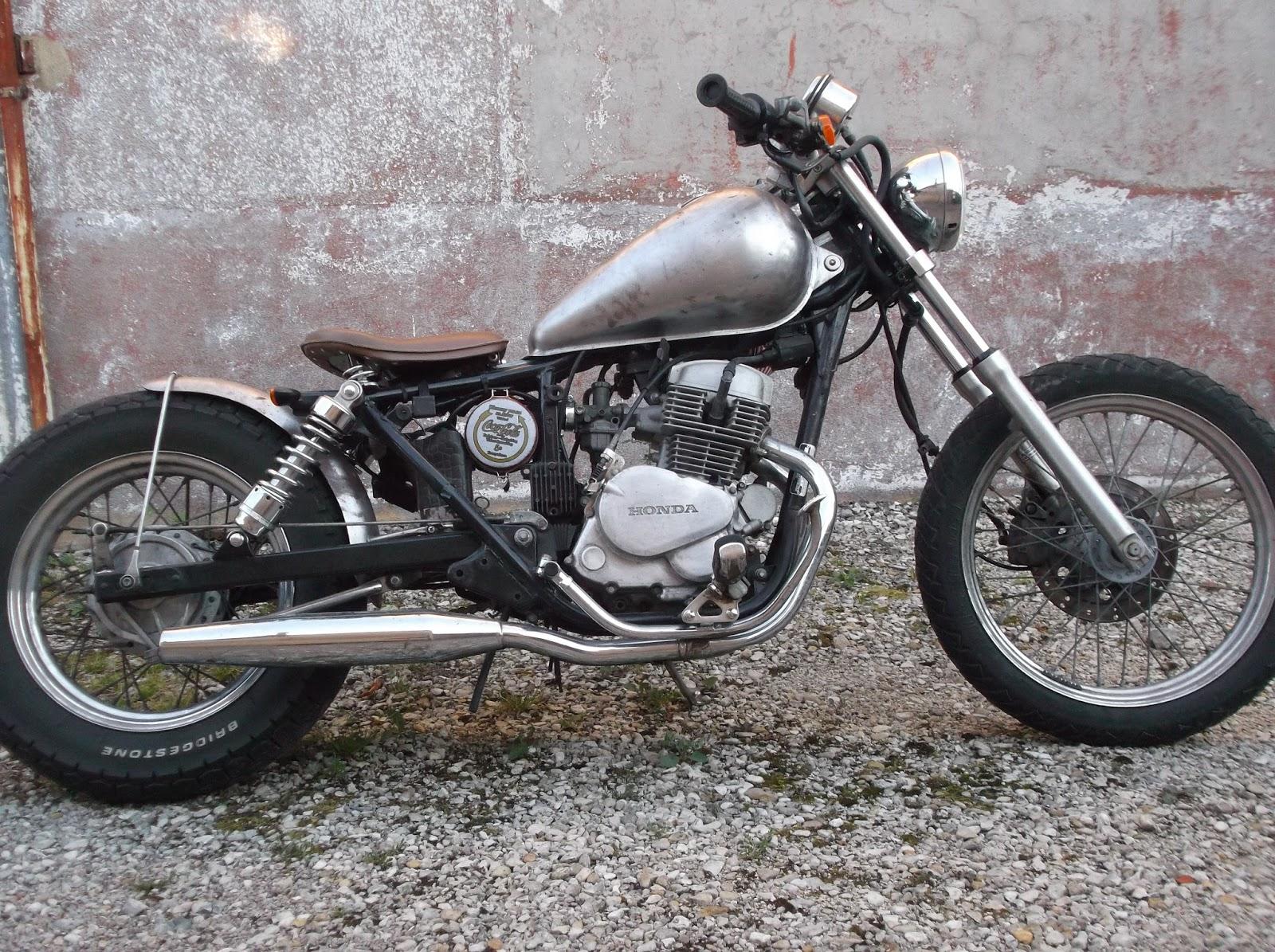 kit bobber honda rebel 125