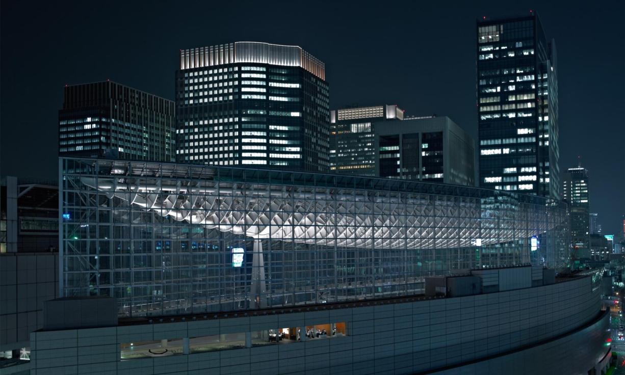 tokyo international forum by rafael vi oly