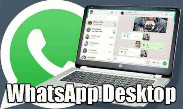 تحميل برنامج الدردشة 2.2140.12 WhatsApp Desktop اخر اصدار للكمبيوتر