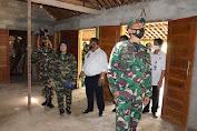 Kasrem 074/Warastratama Kunjungi Hasil Perehapan RTLH Di Sonosari