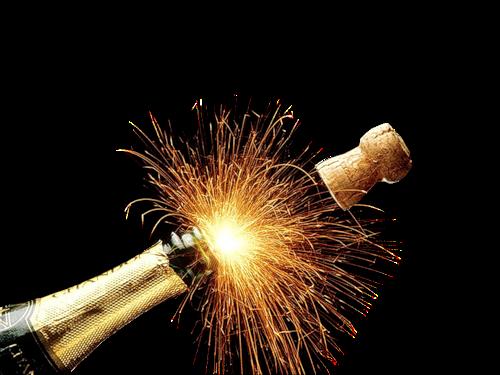Imagenes de brindis y corchos para navidad y a o nuevo png for Imagenes de copas brindando
