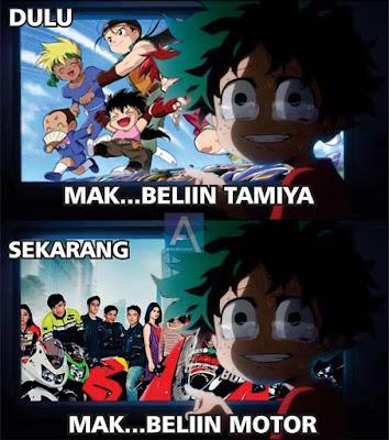 Alasan Anime Tidak Tayang di Indonesia