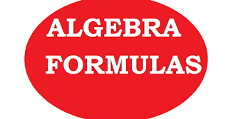 ALGEBRA FORMULA AND SHORTCUT METHODS