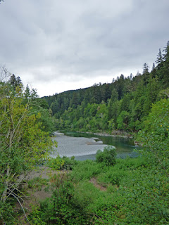 Chetco River near Loeb State Park