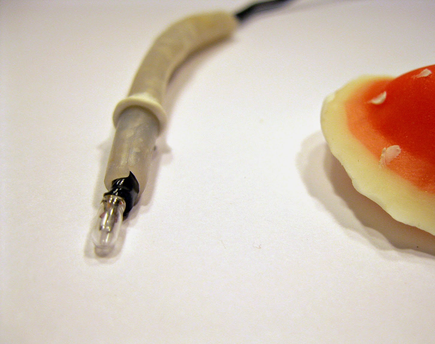 The Positive Terminal Of The Battery To One Terminal Of A Light Bulb