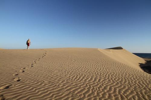Islas Canarias dunas