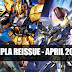 A Bunch of GunPla to be Reissued in April 2021!