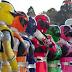 Sneak Peek Serial Uchuu Sentai Kyuuranger